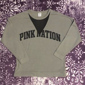 ‼️Victoria's SecretPINKNATION sweater